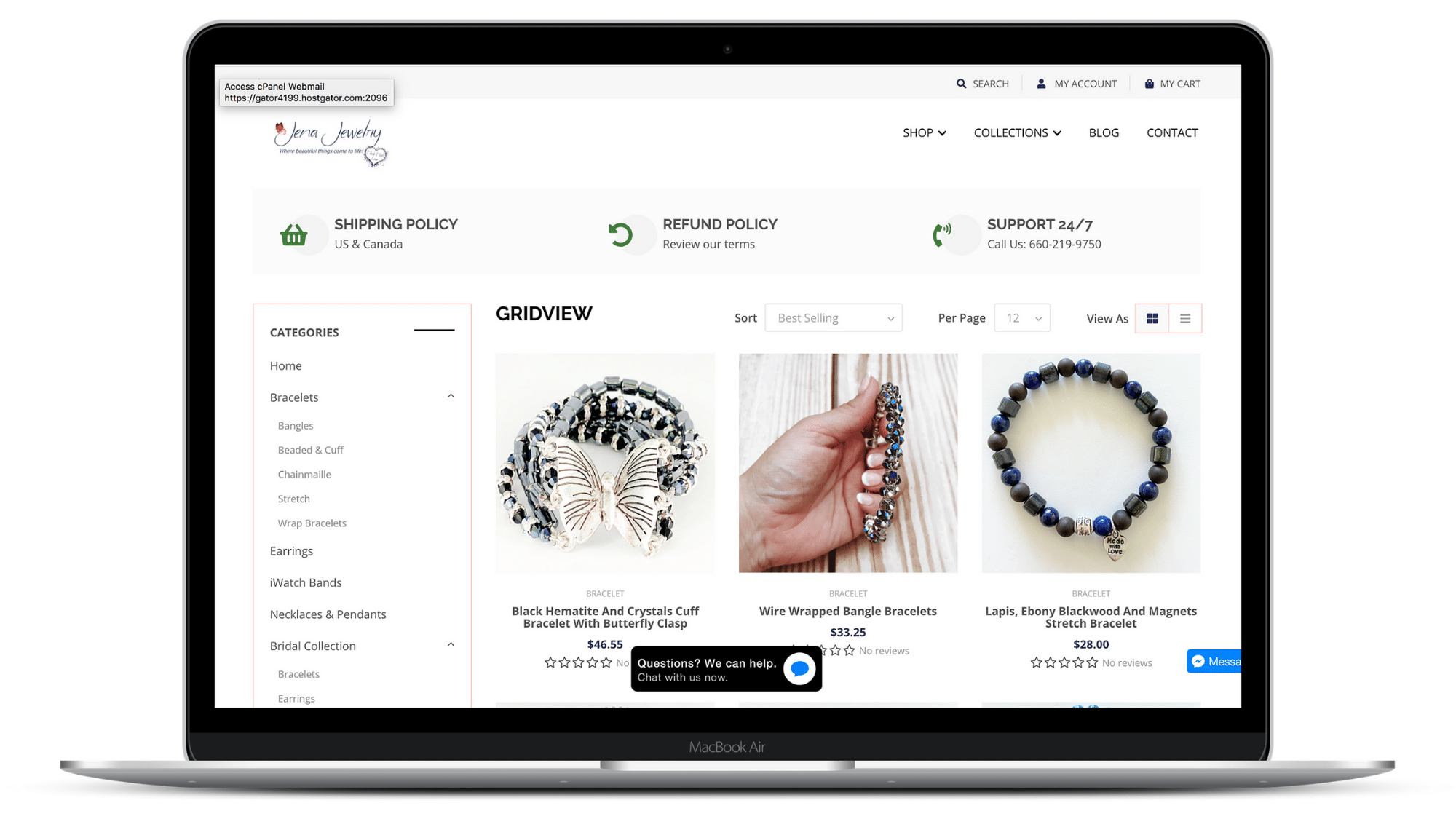 Jena Jewelry | Make It Virtual Assistant Business Consulting