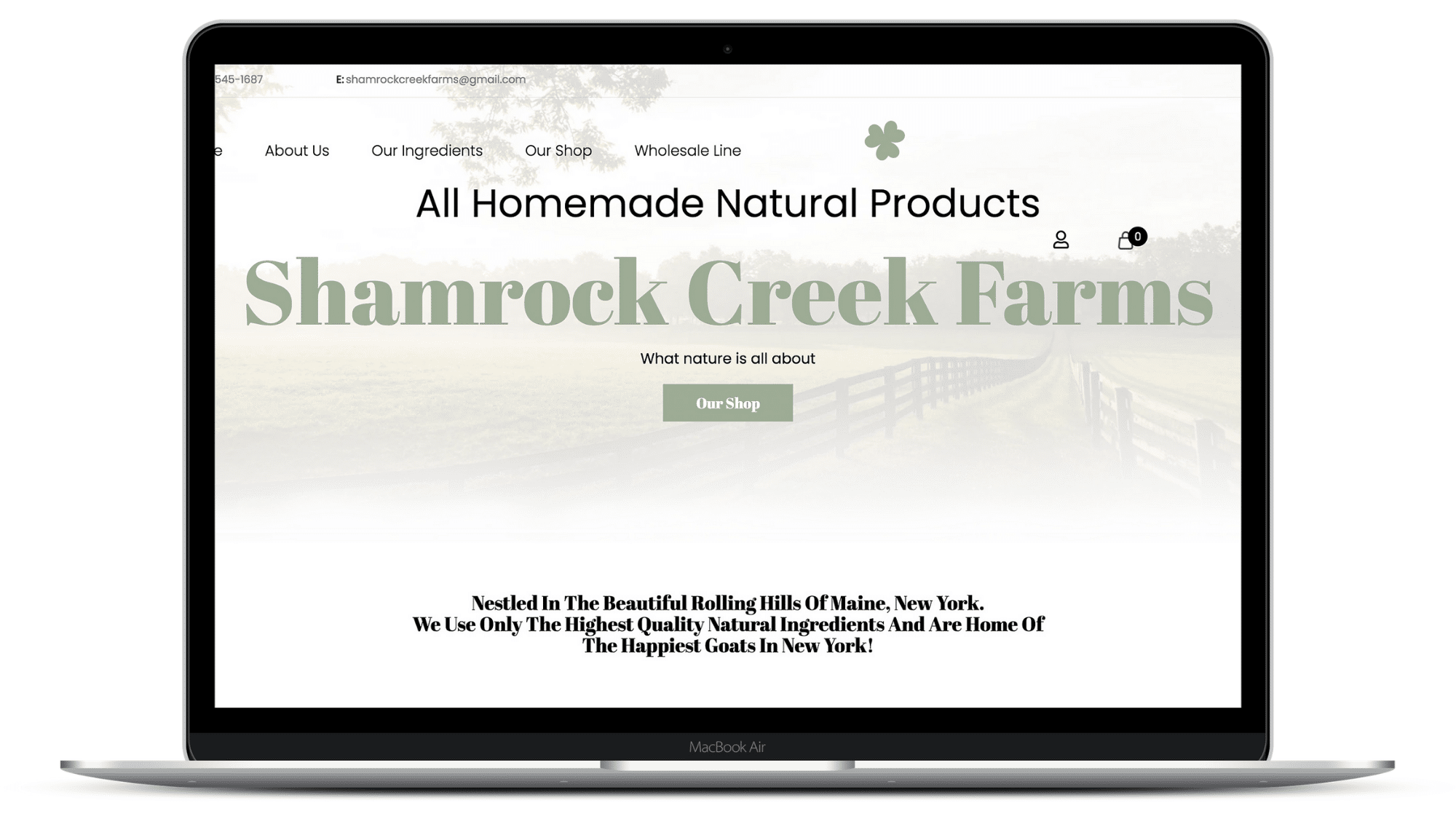 Shamrock Creek Farms | Make It Virtual Assistant Business Consulting