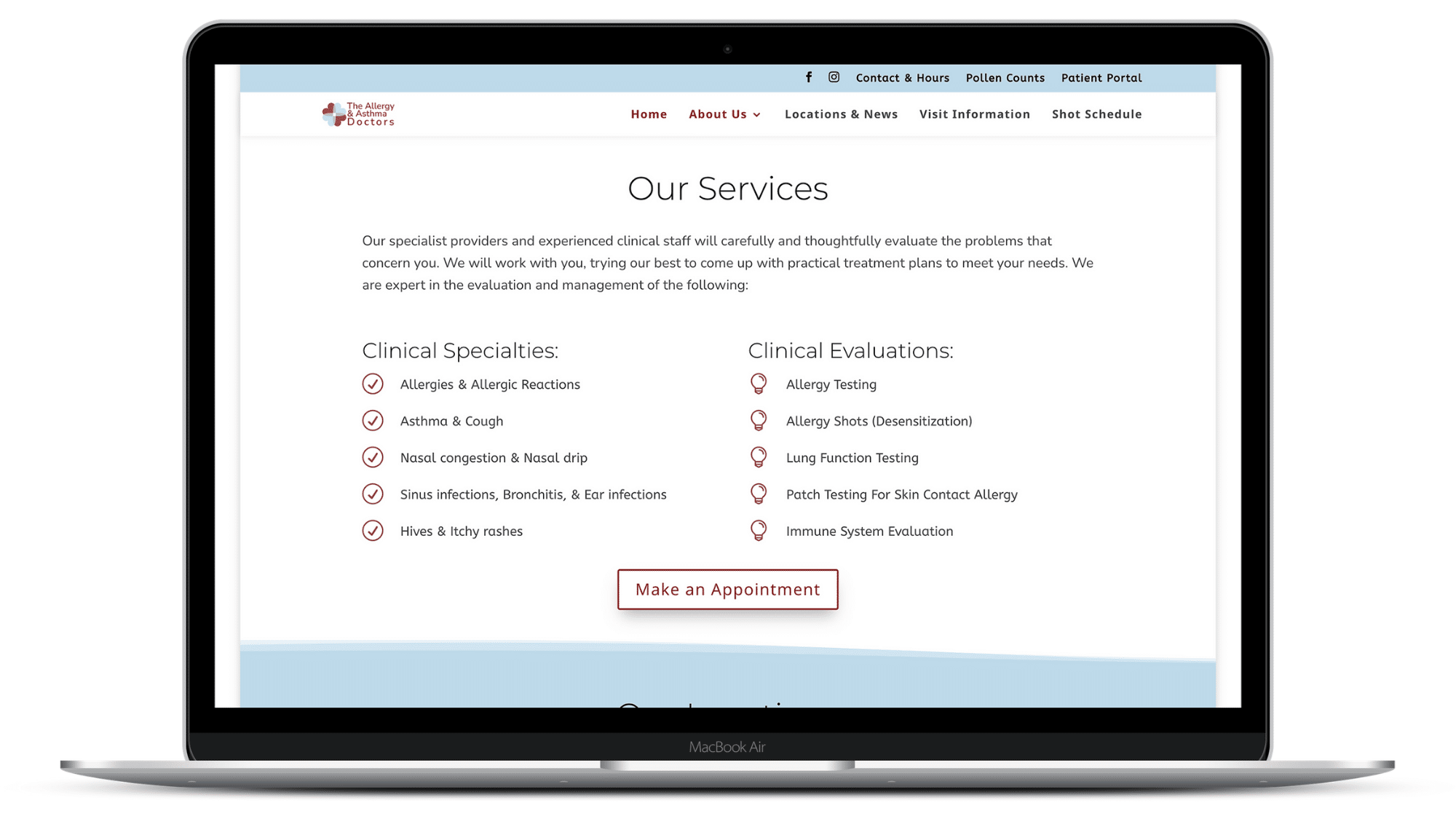 Your Allergy Docs | Make It Virtual Assistant Business Consulting