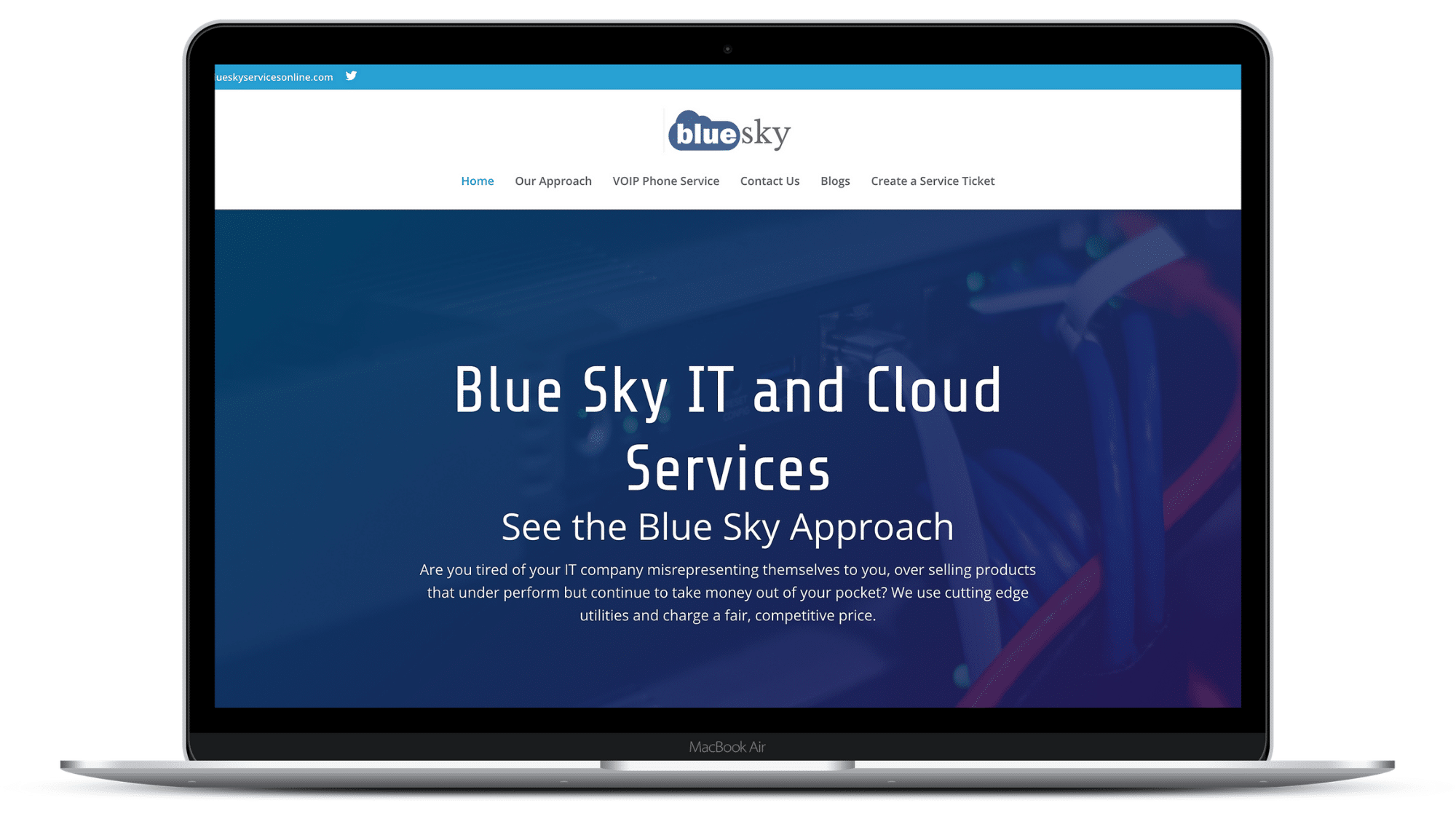 Blue Sky Service Online | Make It Virtual Assistant Business Consulting