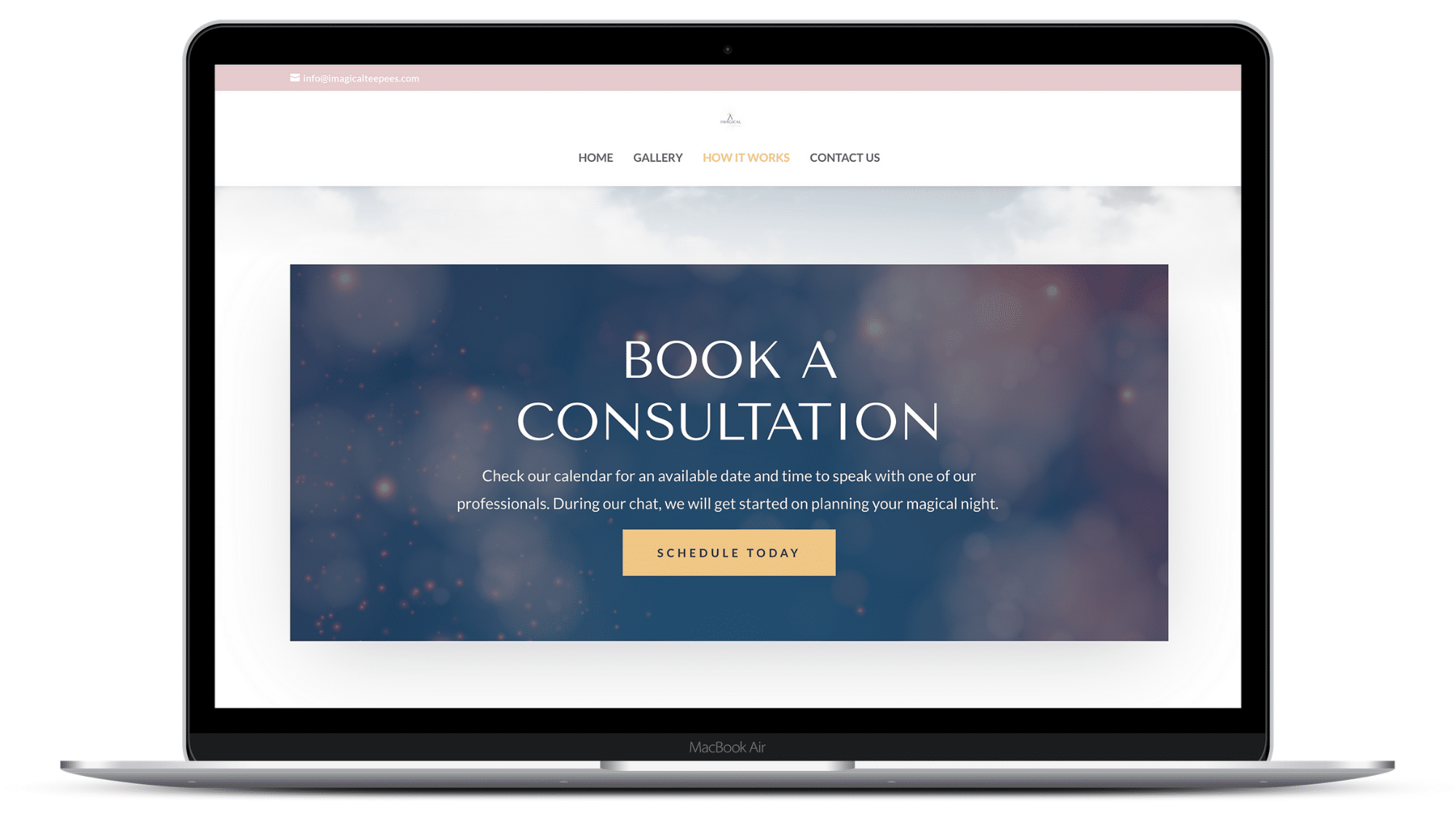 iMagical Teepees | Make It Virtual Assistant Business Consulting